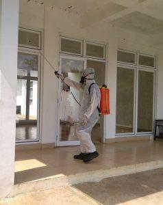 jasa disinfektan untuk rumah